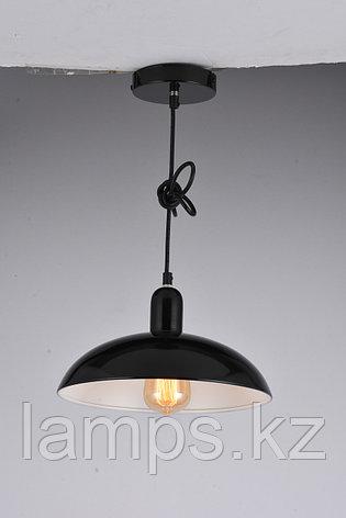 Люстра подвесная FR9988 D285 Black , фото 2