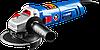 Болгарка, угловая шлифмашина ЗУБР, 125 мм, 850 Вт, серия Профессионал, фото 3