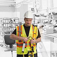 Inspection/Servicing and Re-certification of your Harnesses, Lanyards and Fall Arrest Blocks / Проверка/ обслуживание и переаттестация ваших привязей,