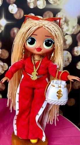 Кукла L.O.L Surprise! O.M.G. Fashion SWAG 30 см Большая кукла ЛОЛ Свэг