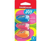 Точилка пластиковая ErichKrause Joy в блистере