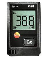 Testo Testo 174H Комплект логгера данных температуры/влажности с USB-интерфейсом 0572 0566, фото 1