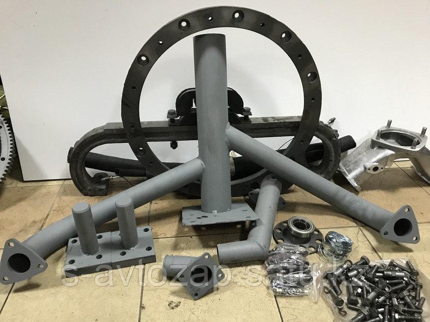 Комплект переоборудования полный для двигателя ЯМЗ 236 трактор Т-150