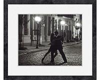 Картина в раме Танец на улице 33*40 см., NI 16