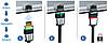 Кабель PureLink ULS1010-005 (0,5м) blue. HDMI 2.0 , фото 2