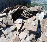 Камень натуральный природный красный, фото 2