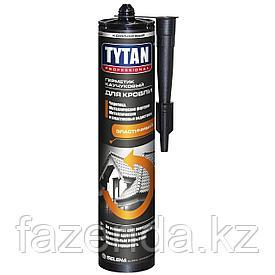 Герметик силиконовый универсальный Tytan коричневый 310 мл.