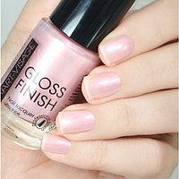 ART-VISAGE Лак для ногтей GLOSS FINISH 104 жемчужная роза