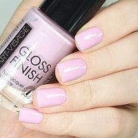 ART-VISAGE Лак для ногтей  GLOSS FINISH 106 черничный йогурт