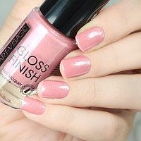 ART-VISAGE Лак для ногтей GLOSS FINISH 108 лиловые сумерки