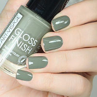ART-VISAGE Лак для ногтей  GLOSS FINISH 109 хаки