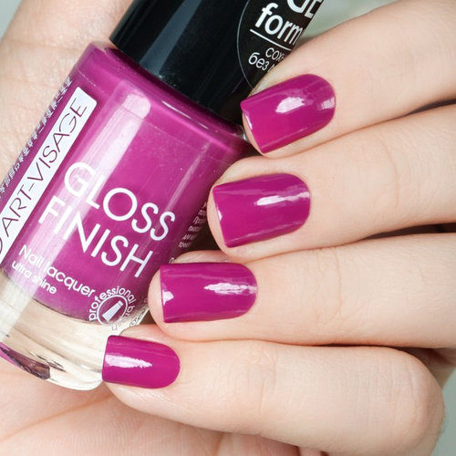 ART-VISAGE Лак для ногтей GLOSS FINISH 111 флоренция