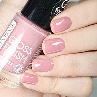 ART-VISAGE Лак для ногтей GLOSS FINISH 113 розовый шоколад