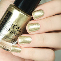 ART-VISAGE Лак для ногтей  GLOSS FINISH 116 золотая крошка