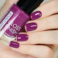 ART-VISAGE Лак для ногтей GLOSS FINISH 126 фиалковый