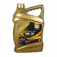 Моторное масло Eurol Fluence DXS 5W-30 (ACEA C3; Dexos2; MB 229.51; VW 502/505/505.01) 5L