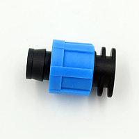 Заглушка для капельной ленты ∅16, фото 1