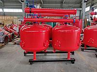 Песчаная система фильтрации воды для капельного полива., фото 1
