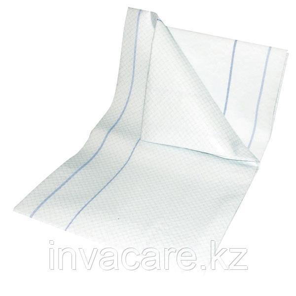 Защитная впитывающая простыня 10 шт в упаковке, пр-во Дания, Super Soft 79х170 см