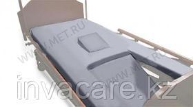 VAMOS Простыни трехсоставные натяжные (2 шт. в комплекте) для кроватей
