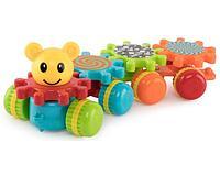 Happy Baby: Развивающая игрушка Mechanix Train