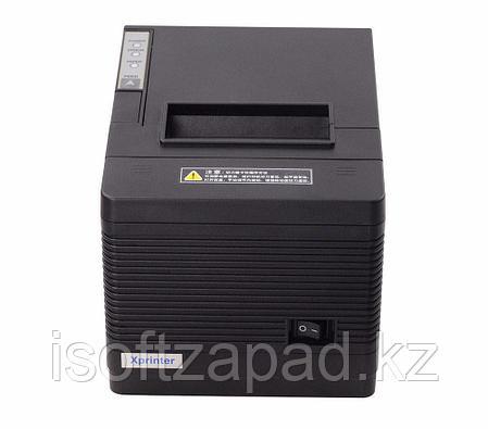 Чековый принтер Xprinter XP-Q260III, фото 2
