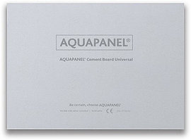 Цементная плита универсальная Аквапанель