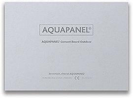 Цементная плита наружная Аквапанель 2,40*1,20*12,5мм