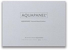Цементная плита внутренняя Аквапанель 2,40*1,20*12,5мм