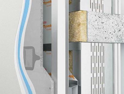 Наружная стена для фасада Аквапанель