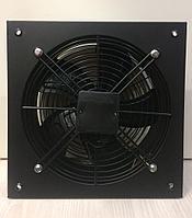 Осевой вентилятор с настенной панелью 400мм