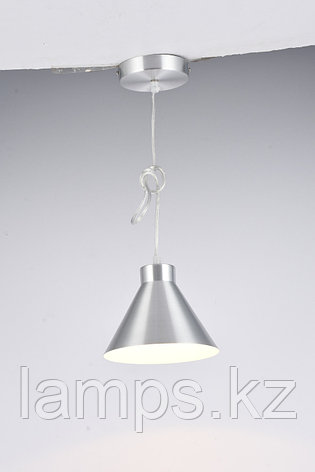 Люстра подвесная 8048 Silver , фото 2