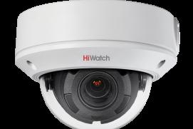 DS-I208 HiWatch Купольная уличная камера с вариообъективом