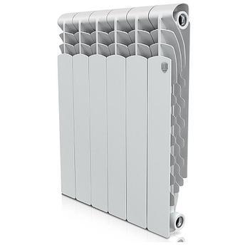Радиатор алюминиевый ROYAL Thermo Revolution 350/80 (Россия), фото 2