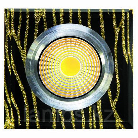 Спот встраиваемый светодиодный LED QX5-JK145 Квадрат , фото 2