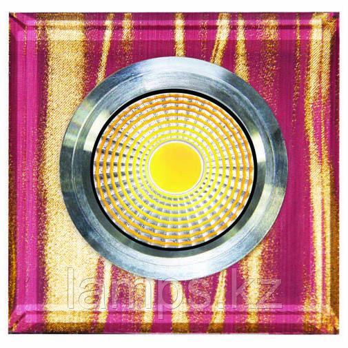 Спот встраиваемый светодиодный LED QX4-452 Квадрат