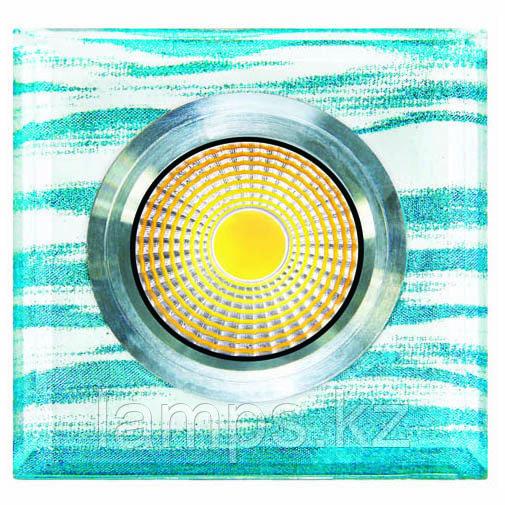 Спот встраиваемый светодиодный LED QX4-453 Квадрат