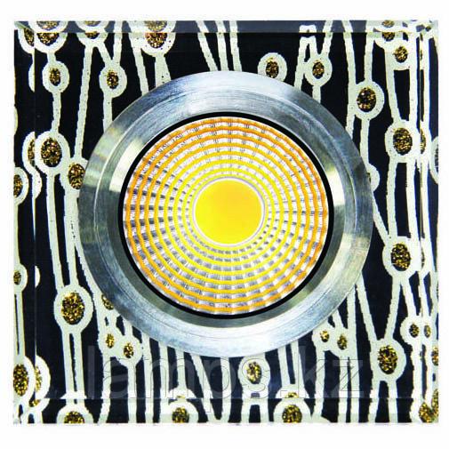 Спот встраиваемый светодиодный LED QX4-500 Квадрат
