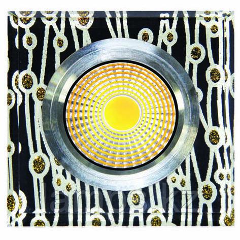 Спот встраиваемый светодиодный LED QX4-500 Квадрат , фото 2