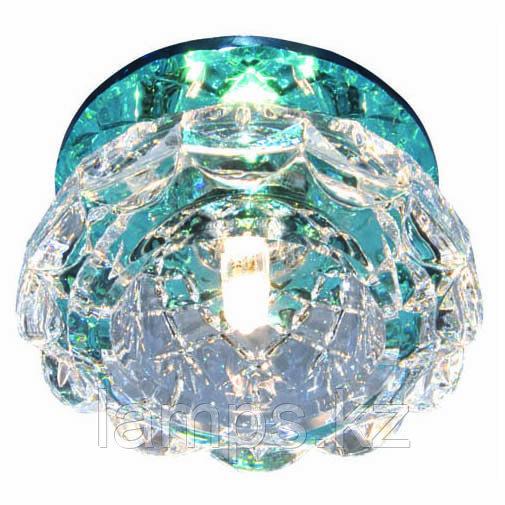 Спот встраиваемый светодиодный LN 0238 Light Blue G9