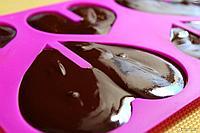 Набор силиконовых форм для шоколада