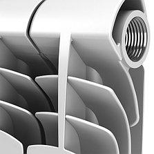 Радиатор биметаллический ROYAL Thermo Vittoria+ 500\80, фото 2