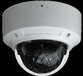 TD-9533E TVT купольная 3M IP камера