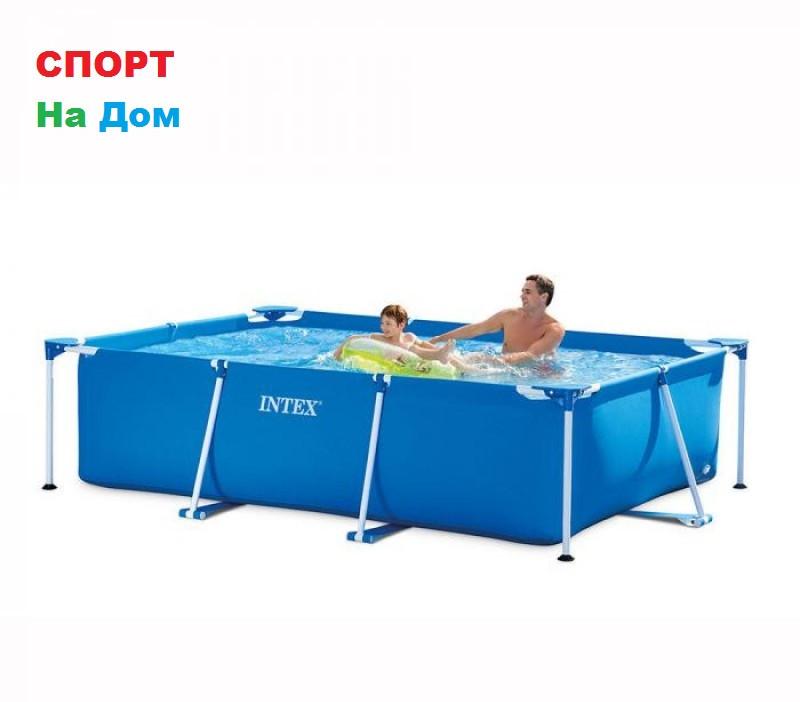 Семейный каркасный бассейн Intex 28270 (220 х 150 х 60 см, на 1662 литров)
