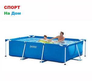 Семейный каркасный бассейн Intex 28270 (220 х 150 х 60 см, на 1662 литров), фото 2