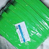 Тапочки Вьетнамки 25 пар зелёные
