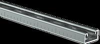 STRUT-профиль перфорированный 41x21х2400-2,0 IEK