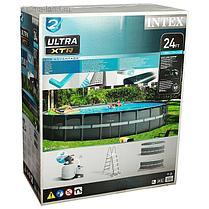 Каркасный бассейн Intex 26340 (732 х 132 см, на 47241 литров) доставка, фото 3