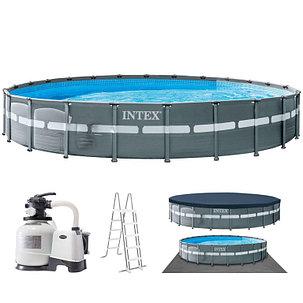 Каркасный бассейн Intex 26334 (610 х 122 см, на 30079 литров) доставка, фото 2
