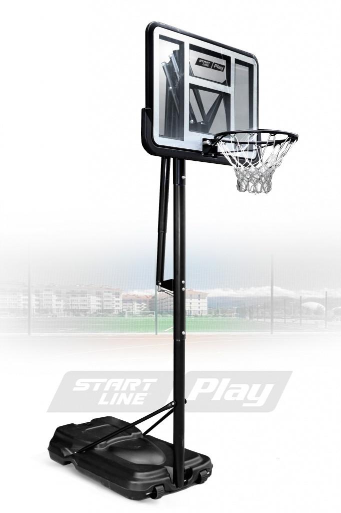Баскетбольная стойка SLP Professional-021